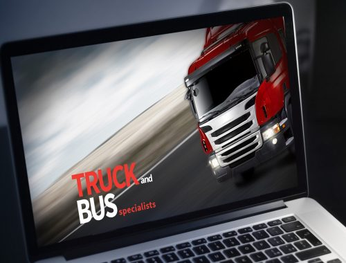 Website Carlos Alberto e Silva Truck and Bus specialists