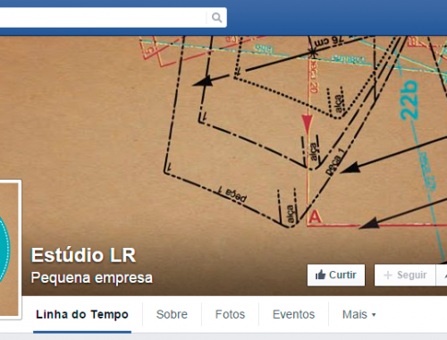 LR Estúdio página facebook corte e costura