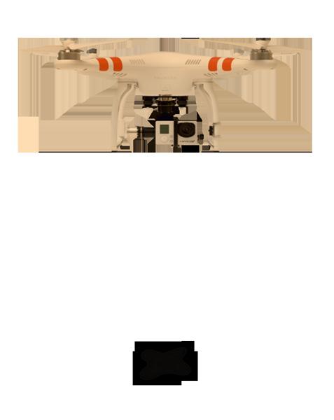 Nosso Drone em ação, XDrone