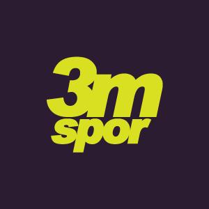 3M Spor Logótipo revitalizado amarelo fluor fundo beringela