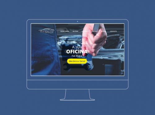 Olidisauto Oficina website